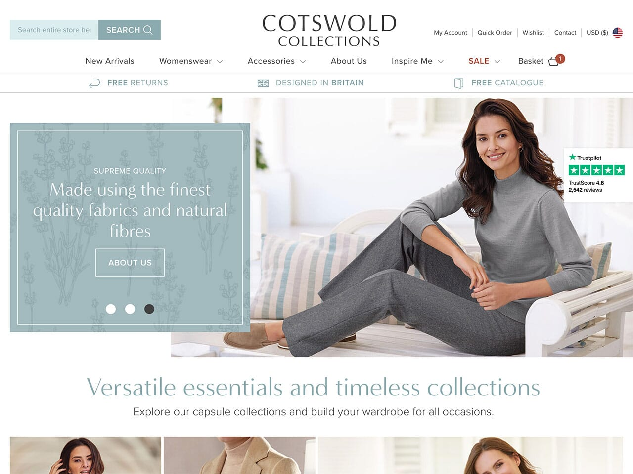cotswold-collections-homepage-tablet