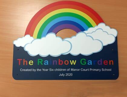 Class-Sign-Rainbow