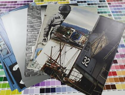 Printed Posters