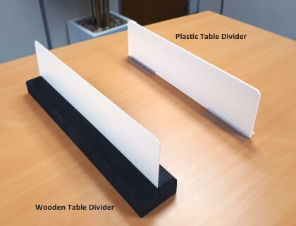 Polling & Elections Table Divider