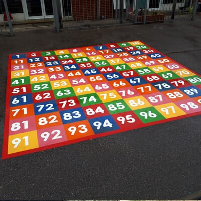 Playground Markings